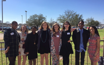 Southwood/Biotech Magnet Academy places third overall at regional science fair