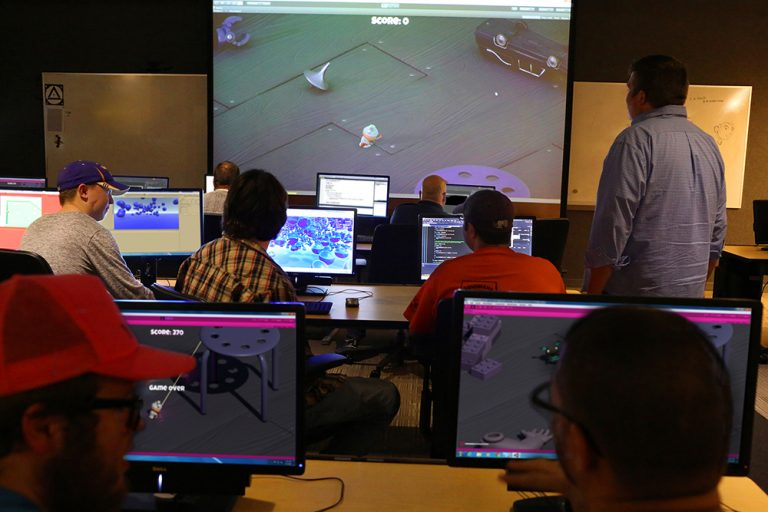 Digital Media Institute offers game development course