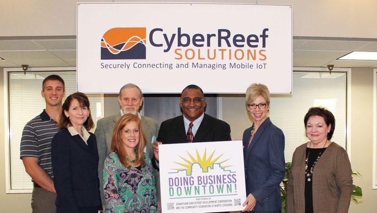 Shreveport startup CyberReef lands $1.3 million in investments
