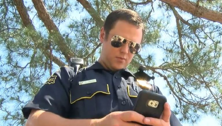 EAP portfolio company's tech keeps officers in the know