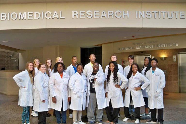 More than $500k awarded to Biotech seniors