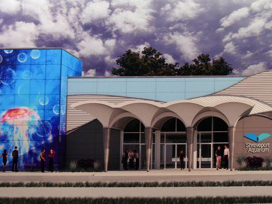 EAP, City of Shreveport and Planet Aqua partner to bring aquarium