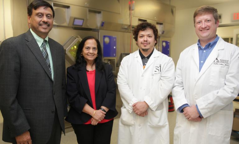 CMIT Executive Director Dr. Pradeep Garg and team publish PET imaging study on nicotine distribution