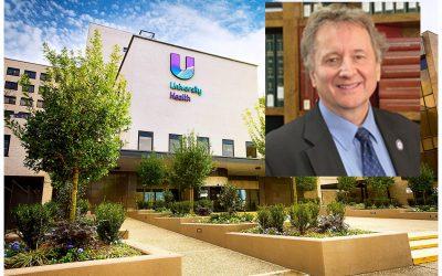 Sen. John Milkovich speaks up for University Health