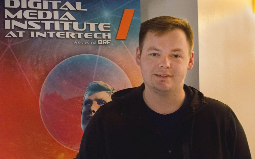Q & A with Digital Media Institute at Intertech graduate Chris Matthews