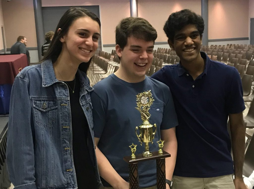 SMART students top winners at Louisiana Region I Science and Engineering Fair