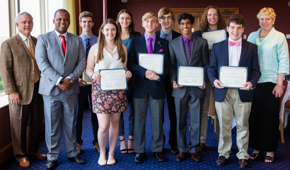 8 Caddo Parish high school seniors graduate from SMART program