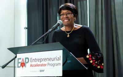 Entrepreneurial Accelerator Program (EAP) Celebrates Four Years of Operation
