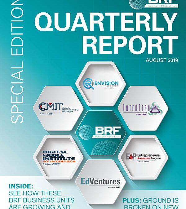 BRF Quarterly Reports are now available in digital format!