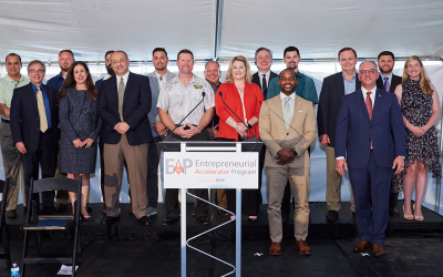 Entrepreneurial Accelerator Program celebrates 5 years and new startups launched in North Louisiana