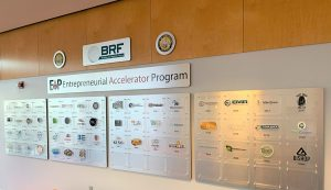 EAP ANNOUNCES 10 NEW STARTUP COMPANIES ADDED TO THE WALL OF ENTREPRENEURIAL ACHIEVEMENT