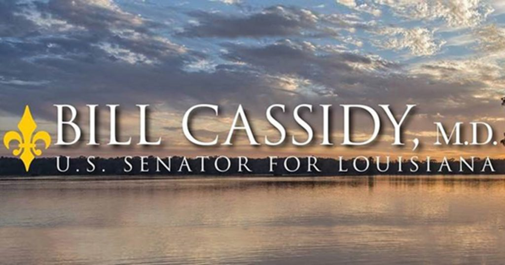 Sen. Cassidy, BRF secure $5 million to support Air Force Global Strike Command headquartered at Barksdale Air Force Base