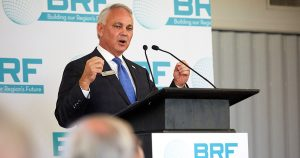 BRF President and CEO named to Louisiana Economic Development Corporation Board